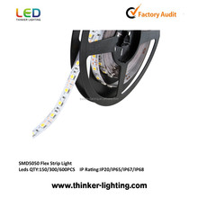 hot!!!!SMD 5050 220v ip65 led 120V yellow/green led strip holiday shop ip65