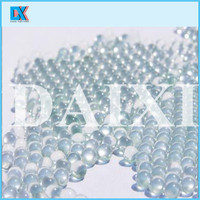 Traffic sign road marking paint reflective intermix glass beads