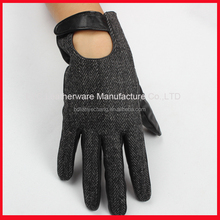 top selling gloves supplier, women winter warm custom car driving gloves