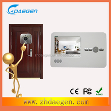 door viewer video door phone multi user