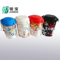 24pcs mini tube promotional wet wipes product