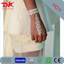 2015 hot henna lace temporary tattoo/water-transfer white ink tattoo