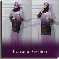 Transend fashion raw silk kurta