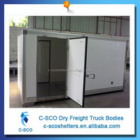 OEM or customized enclosed trailer, cargo trailer