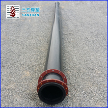 High toughness flexible large diameter hdpe pipe 100mm - 1200mm low price high quality plastic pipeline