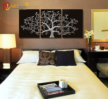Home Modern Abstract Designs Model Canvas Model Oil Painting for Bedroom