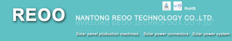 New 2015 REOO Solar cell cutting machine,high quality,low price,good investment