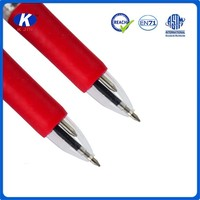 2015 New Arrival Ball Pen with High Quality and Customized Logo/Top quality customized promotion plastic pen/plastic ball pen
