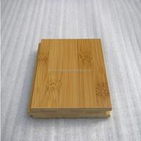 Cheap Waterproof Horizontal Bamboo Flooring Bambu Parquet Floor