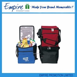Promotional thermal cooler bag for frozen food