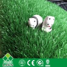 Decorative synthetic artificial grass lawn for garden