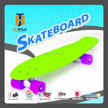 2015 New Arrival Star Penny Board Banana Skateboard Board 22 inch Single Rocker Skate Board for Boy Girl