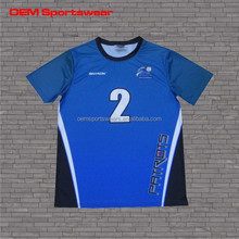 polyester dry fit men's sports t shirts