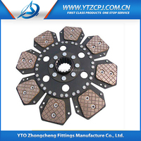 For Camry/Prado/Corolla/Hilux/Land Cruiser Car Spare Parts High Quality Clutch Disc