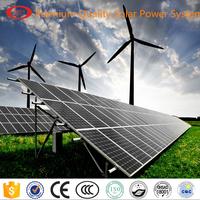 500W~100KW Grid tie/On Grid Home solar power system for farm