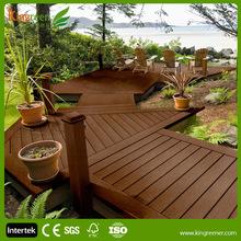Kingreen Outdoor Dance Floor Wood Plastic Composite Decking
