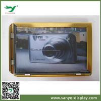 High quality customized snap aluminum photo frame