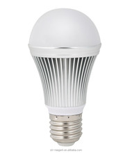 ROHS high lumen E27 light bulbs led 3w 5w 7w 9w 15w 18w