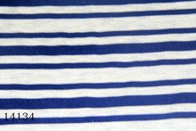 hot sale white and blue stripe be t shirt for gir/man