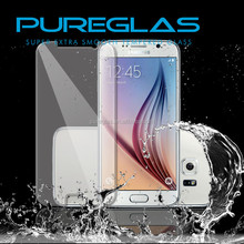S6 tempered glass protector, screen guard for samsung S6, 9h screen protective film for S6