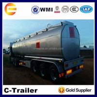 crude oil transport trailer petroleum truck trailer trailer tanker for sale