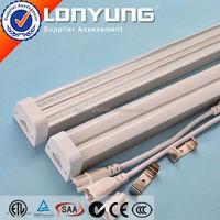 New Patent thl t5 Integrative Double Tube Light 4ft-30w 8ft-60w ETL SAA TUV