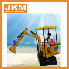 mini vivid digger entertainment comfortable and safe for kids excavator for kids