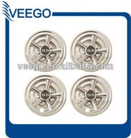 "Golf cart 8"" ss wheel cover for ezgo,club car & yamaha golf carts"