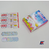 New product OEM red cartoon image printed PE waterproof band aid of 70 x 18mm cartoon band aid