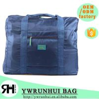 china cheap promotion duffle bag luggage manufacturers folding travelling duffel bags