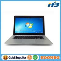 Used Laptop Metal ultrabook i3 i5 i7 4G DDR3 500G HDD 1366*768 USB3.0 Camera Laptop Notebook WIFI
