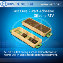 SS-18 Fast Cure 2-Part RTV Adhesive Silicone