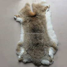 Soft Natural Rex Rabbit Fur Skins & Dyed Rex Rrabbit Fur Skins