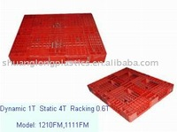 V. Crossing Stackable Plastic Pallet/ Tray / Sheet