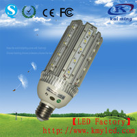 High Power Facotory Manufacture E40 Led Garden Light 36w 42w 48w Corn Lamp Have 3 years warranty