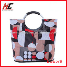 cheap price promotion high quality oxford fantasy hand bag recyclable and portable colorful shopping bags made in China