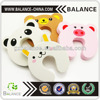 Colored door stopper for little baby cute safety door guard