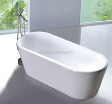 Portable Used Acrylic Bathtub with 1700mm size