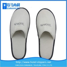 Colored spots close toe disposable poetic license shoes