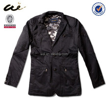2014 fashion Men's Cool style deep blue jackets waterproof outerwear