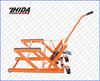 1000LB Hydraulic Motorcycle Lift w/ Service Jack Bike Stand Moto Lift