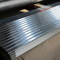 zinc coated steel roofing sheet