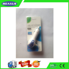 New style manufacture 2.1a car charger adapter
