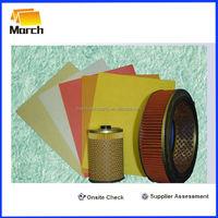 auto/car/truck air/oil /fuel filter paper
