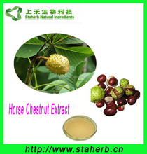 Factory direct sale competitive price Horse Chestnut Extract Escin
