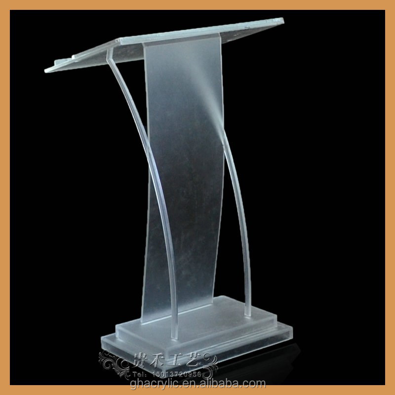 Plexiglass Pulpits For Sale Acrylic Pulpit/plexiglass