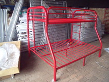 twin over full metal bun bed frame various colors available