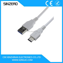 usb retractable cable /usb 3.1 data link cable XZRU007/usb cable wiring diagram