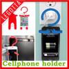 Bicycle cell phone holder/ little man desktop cell phone holder/ man cell phone holder