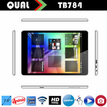 multimedia tablet 7.85' android 4.2 with angry birds Allwinner A20 Dual Core HDMI 1080P Output USB Host Android 4.2